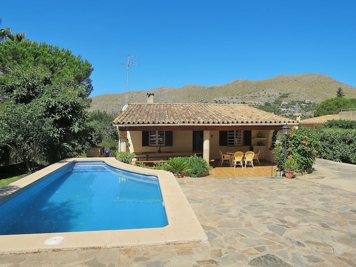 80 m² Holidayhome in Pollensa for 8 persons