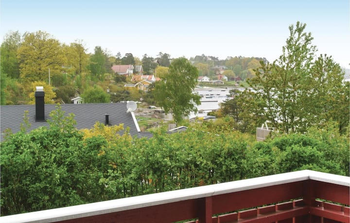 Beautiful home in Sandefjord with WiFi and 3 Bedrooms