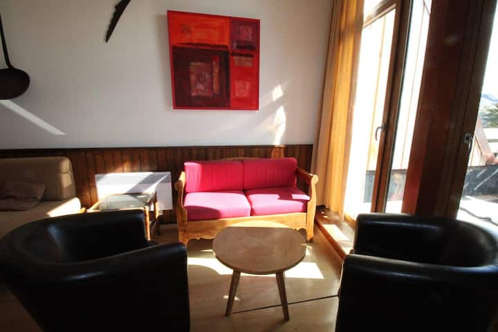Attractive and confortable 3 rooms in triplex