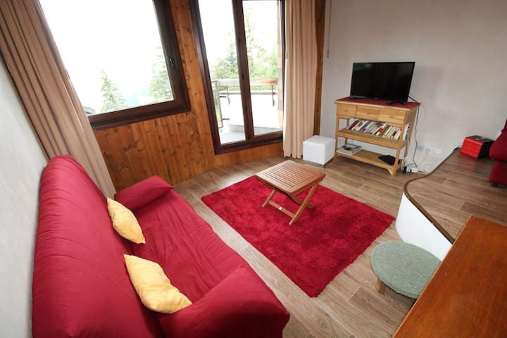 Big studio for 4 persons
