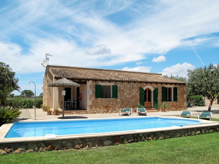 Detached house in Sa Rapita for 4 persons