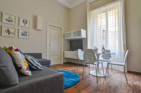 Gemütliche 2-Zi.Wohnung in Porta Romana 80202