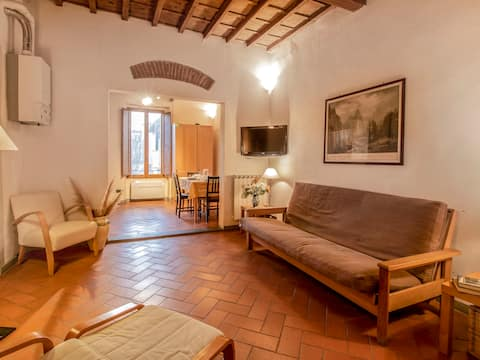 San Frediano for 4 persons.