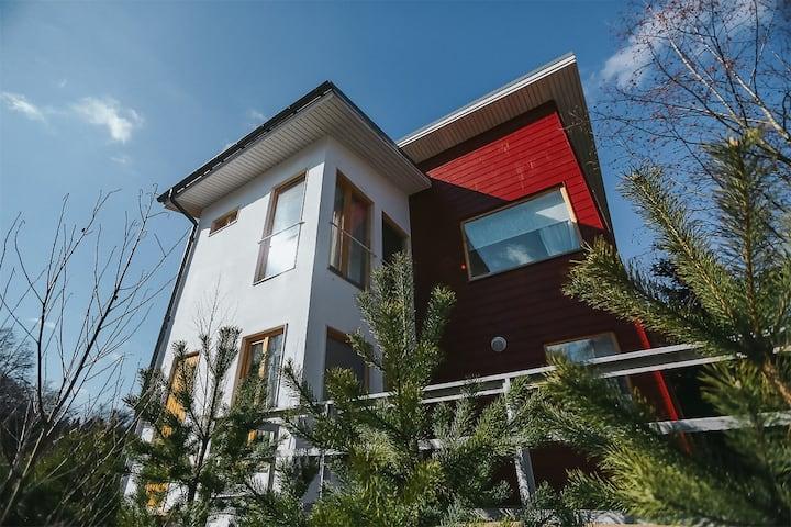 Villa Delux Premium (Flora, Maki, More)