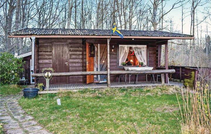 Amazing home in Torsås with 1 Bedrooms