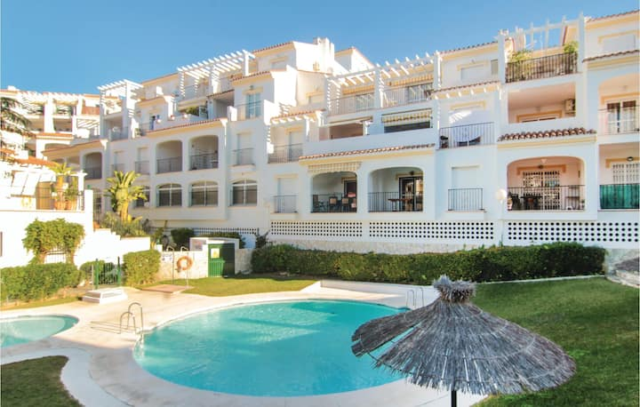 Stunning home in Nerja with 2 Bedrooms