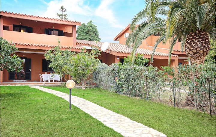 Amazing home in Costa Rei -CA- with 0 Bedrooms