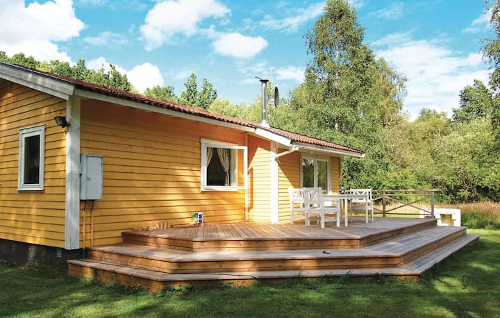 Amazing home in Knäred with 2 Bedrooms