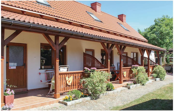 Stunning home in Kolczewo with WiFi and 1 Bedrooms