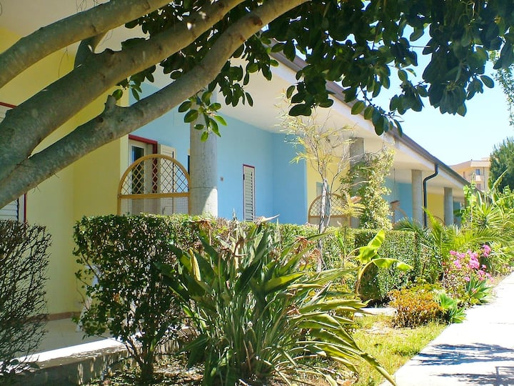 3-room apartment 50 m² for 6 persons