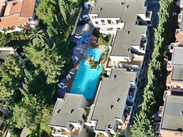 "2-room apartment ""Bilocale per 4 persone"", for 4 people, 30 m² Residenza Eucalipti"