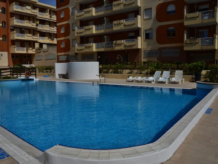 Residenza Gardenia for 4 persons.