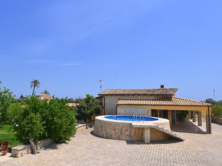 3-room house, detached, for 4 people, 100 m² in Floridia