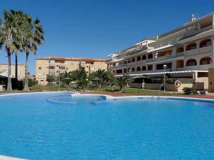 Holiday apartment Luz del Mediterráneo