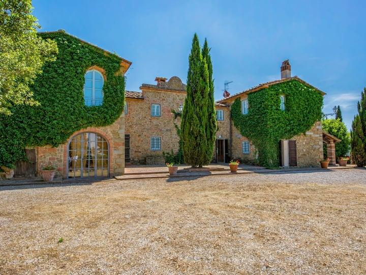 Villa Santa Maria for 10 persons.