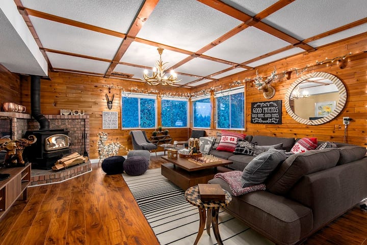 ❤️Cabin Style Retreat on 1 Acre❤️