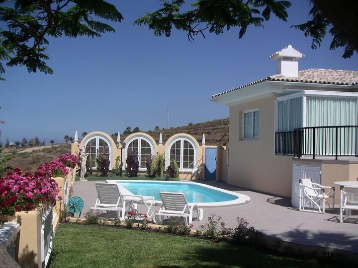 Villa Vita for 6 persons.
