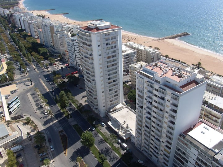 Torres Mira Praia T1 for 4 persons.