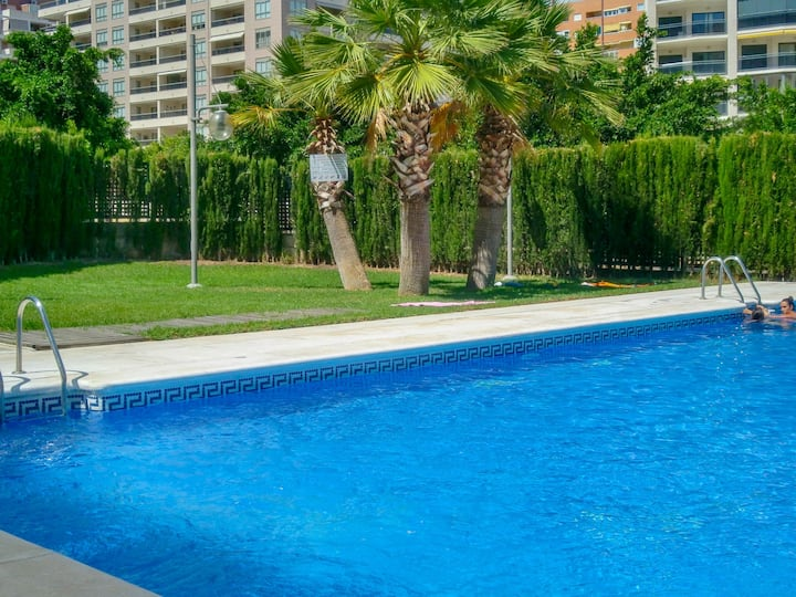 Holiday apartment Sidney in Benidorm