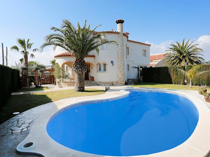 Holiday home Casa in L'Ampolla
