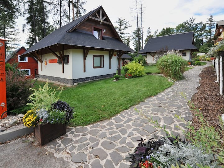 Domek Tatry for 4 persons.
