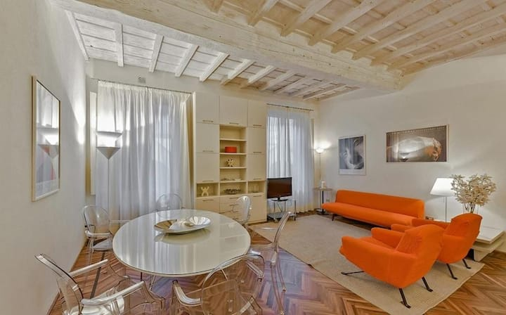 Bargellini - Apt. with Santa Croce view, Florence
