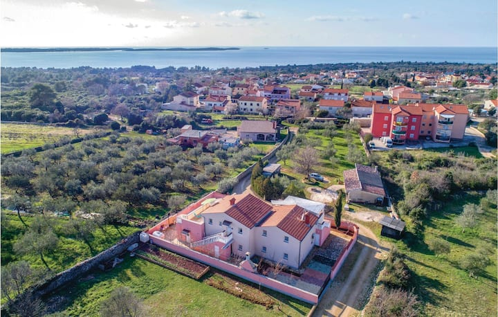 Amazing home in Fazana with WiFi and 0 Bedrooms