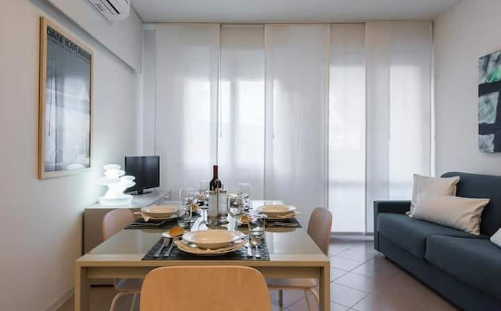 Selena - Lovely 2-bdr. apartment in Florence