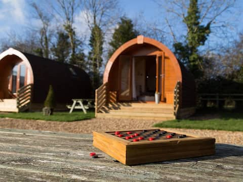 Glamping Pod The Squirrel Drey