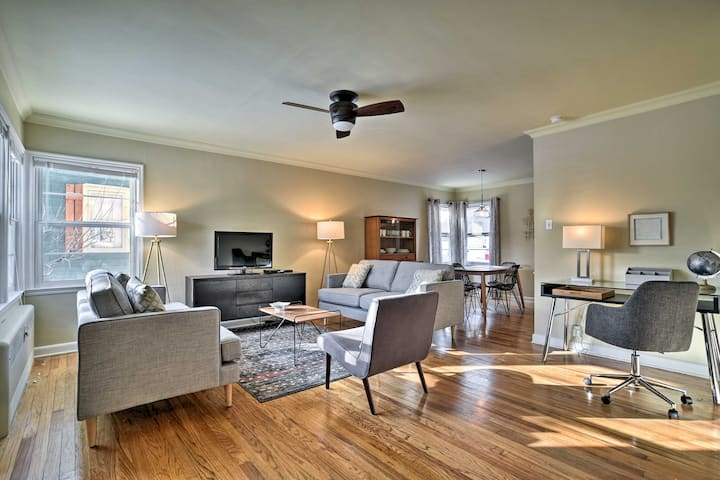 Contemporary Bozeman Townhome - Walk to Downtown!