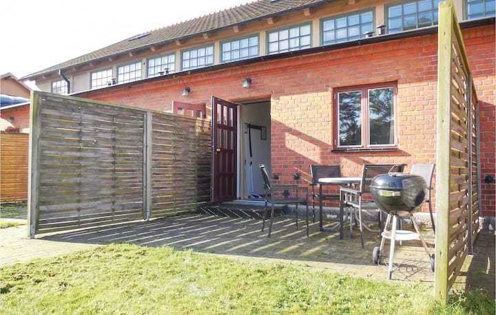 Nice home in Ystad with WiFi and 1 Bedrooms