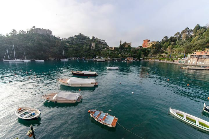 ALTIDO Stylish Seaview Apartment in Portofino