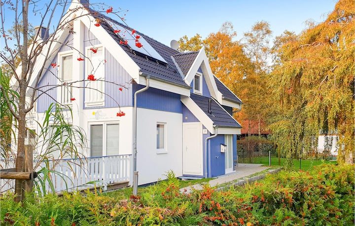 Beautiful home in Breege/Juliusruh with Sauna and 2 Bedrooms