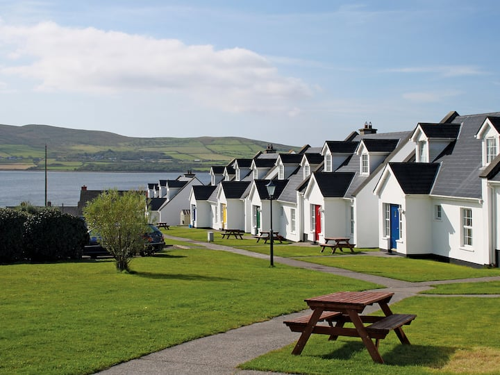 Dingle Harbour for 6 persons.
