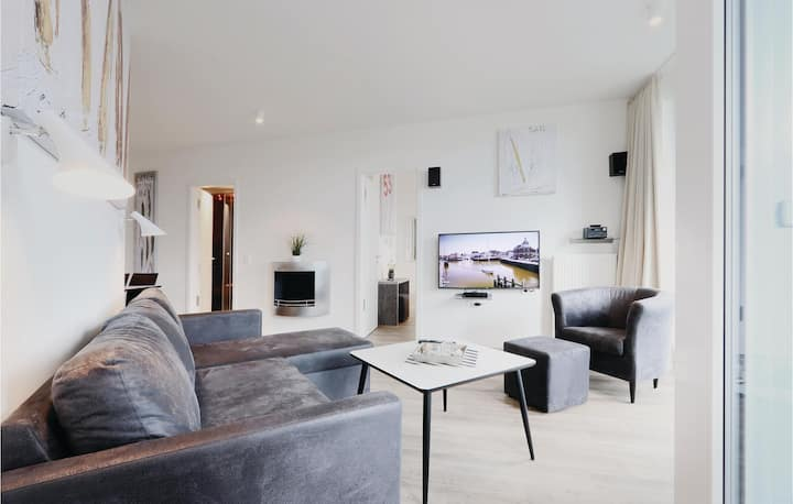 Awesome home in Lübeck Travemünde with Sauna, WiFi and 2 Bedrooms