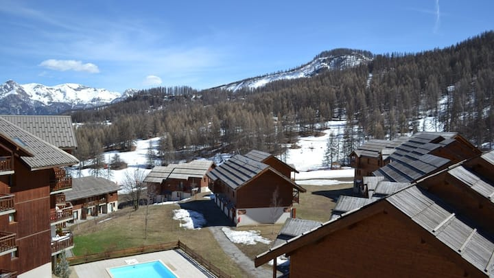 A212PAE - APPARTEMENT 3 CHAMBRES, BALCON