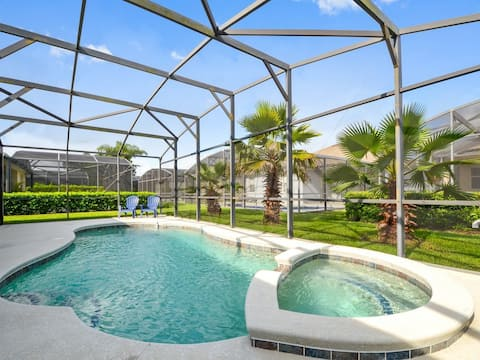 CPTL172MC - 3 beds pool and spa home - Gated