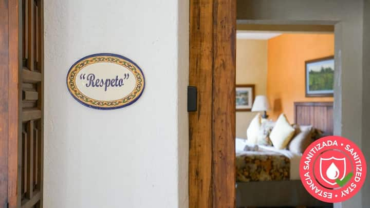 """Beautiful """"Respeto"""" Room Adults Only"""