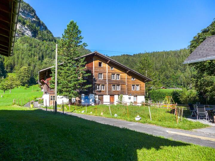 Chalet Wychel for 12 persons.