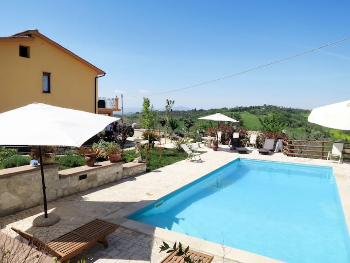 Villa Marie (TOI200) for 8 persons.