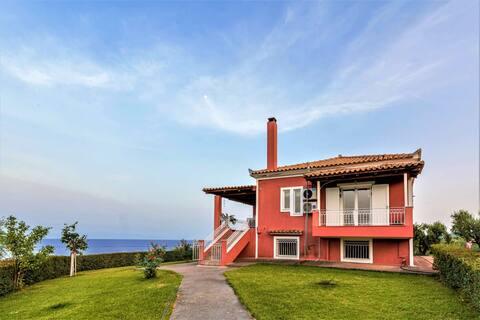 Beachfront Panoramic Seaview - Galini Estate