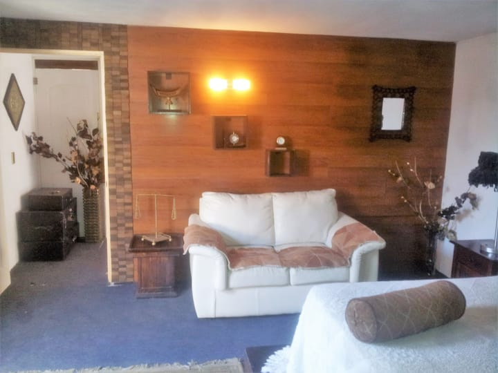 Offer Opportunity Independent Apartment With Outdoor Terrace