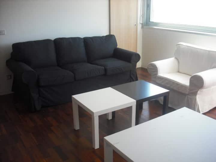 Offer of wonderful sea beach apartment on the paradisiac island (with Wifi)