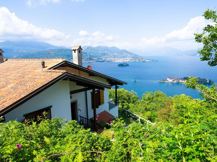 Holiday apartment TRAMONTO in Stresa