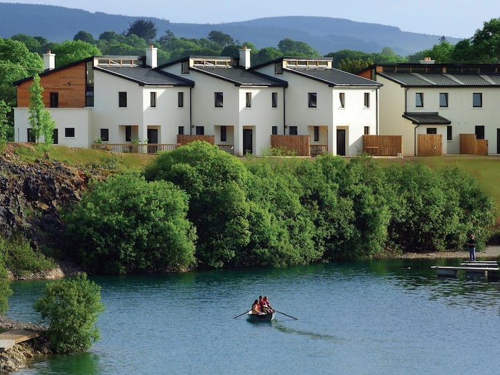 Ballyhass Lakes for 5 persons.