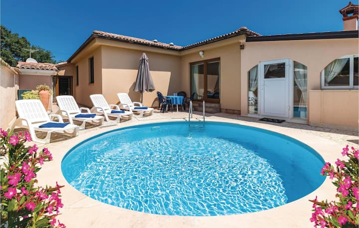 Awesome home in Marcana with WiFi and 2 Bedrooms