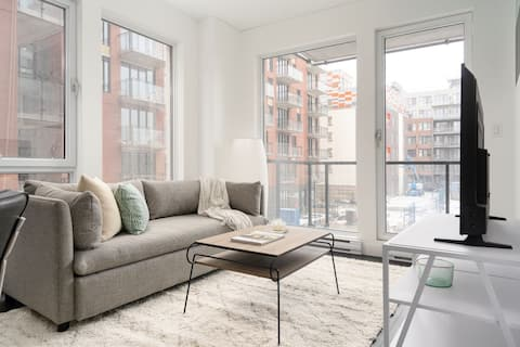 Sonder at The Richmond   One-Bedroom Apartment w/ Balcony