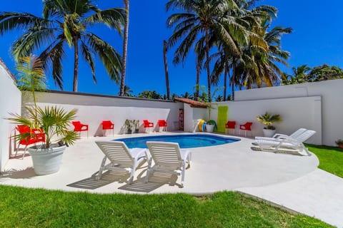 Casa Antonia (o paraíso do quintal)
