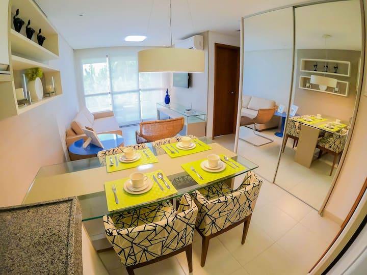 Freitas Resort - Carneiros Beach Resort - 1 quarto