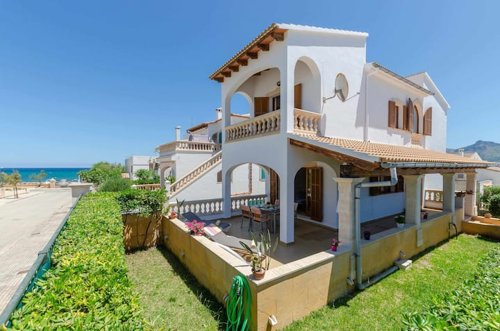 YourHouse Ca Na Maria - Chalet with garden and sea views for 5 people